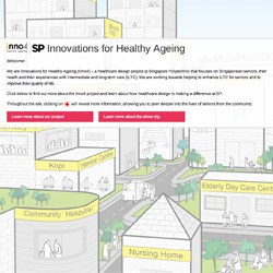 Innovations for Healthy Aging